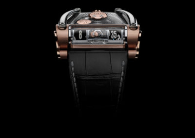MB&F @GMT GREAT MASTERS OF TIME - MOONMACHINE 2